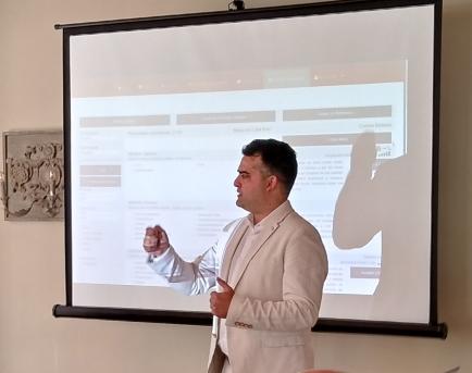 Presentación en Pamplona